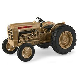 116 Ford 881 Gold Demonstrator Toy Tractor. Die Cast. Made By Ertl Ert13937 Nib