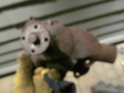 326 1965 Fuel Injection Water Pump / Solid Lifter Application Rare Undated
