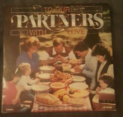 Jimmy Swaggart-to Our Partners With Love-double Lp-gospel