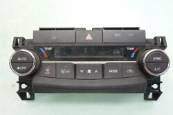 2015 2016 2017 Toyota Camry Temperature AC Heater Climate Control 55900-06320