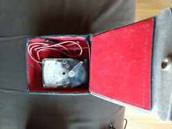 Triplett Bell System 310-tel Vom Hand Held For Telco W/leather Case Type Ii 2