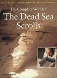 The Complete World Of The Dead Sea Scrolls The Complete Series By Philip R. D