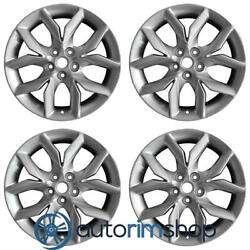 New 19 Replacement Wheels Rims For Chevrolet Impala 2014-2016 Set Silver 209...