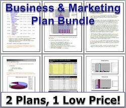 How To Start - Scrap Metal Recycling Recycler - Business And Marketing Plan Bundle