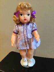 Doll Terri Lee In Bunny Dress Tagged 1950and039s