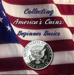 2005 Collecting America's Coins Beginner Basics With Handbook Lot Of 4