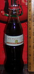 2006 Georgia State Parks And Historic Sites 75th Anniversary 8oz Coca Cola Bottle