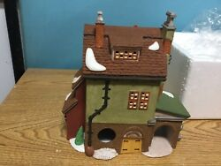 Dept 56 Dickens Village Hather Harness 58238 1994.....chj