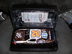 124 2010 Action Rcca Copper Elite 20 Home Depot Camry Joey Logano 5 Of 25