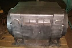 Ge Electric Motor 400 Hp 509ls Frame 3575 Rpm 2300 Volts