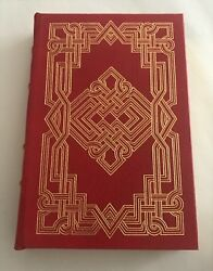Easton Press Gregory Benford Cosm Signed First Edition Science Fiction Leather