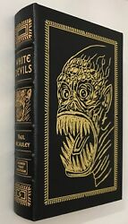 Easton Press Paul Mcauley White Devils Signed First Edition Science Fiction