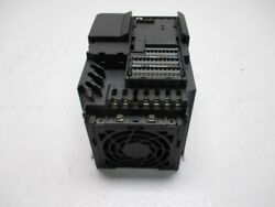 Siemens Micromaster 440 6se6440-2ad24-0ba Drive 4hp 3kw As Pictured Used