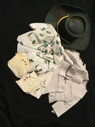 Doll Clothing Terri Lee Cowgirl Frontier Costume Tagged 1950and039