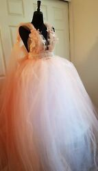BUY ONE GET ONE 20% OFF 49 PC WHOLESALE LOT SAMPLE WEDDING GOWNS