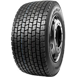 4 Tires Linglong Ldl817 445/50r22.5 Load L 20 Ply Drive Commercial