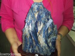 Top Quality * KYANITE MINERAL CRYSTAL 8.3 Kgs  18 Lbs ** FREE SHIPPING **