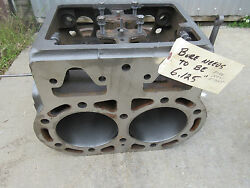 John Deere R R48r Block Bored To 6.125 To Be Able To Use 730 Std Pistons 2