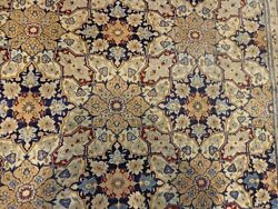Hand Knotted Silk-fine Wool Rug From Personal Collection 8and039 1 X 5and039 2