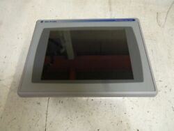 Allen Bradley 2711p-t12c6a1 Series A Touch Screen Used