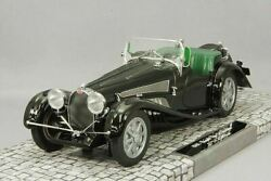Minichamps 107110160 1/18 Bugatti Type 54 Roadster 1931 Black New Model Car