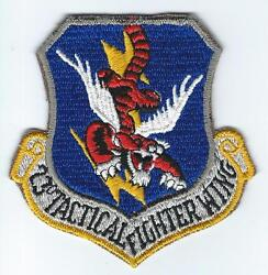 70s-80s 23rd Tac Fighter Wing Patch