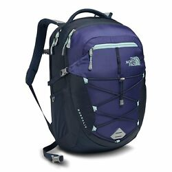 The North Face Women's Borealis Backpack - bright navy & urban navy heather one
