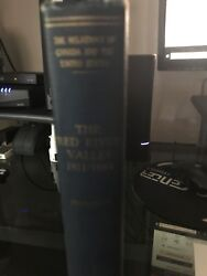 The Red River Valley By John Perry Pritchett Signed By Author