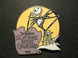 Disney Ds Countdown To The Millennium Series 72 Nightmare Before Christmas Pin