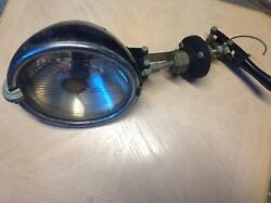 Vintage Trippe Speedlight Glass Truck Auto Early Driving Safety Spot Lamp