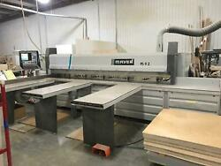 Mayer Model PS9Z Panel Saw-Beam-Woodworking