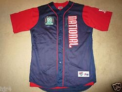Mark Mcgwire 1999 All Star Game St. Louis Cardinals Mlb Jersey Xl Vintage