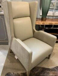 Hancock And Moore Leather - Aldrich Chair