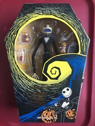 Nightmare Before Christmas Jack With Toys 9.6 Inch Collection Doll Jun Planning
