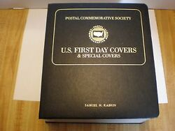 Vintage U.s. First Day And Special Covers1993-1995 Postal Commemorative Society