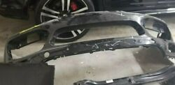 2012 Porsche Cayenne Bumper Black Complete with grills and Led LightsTurn