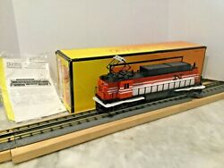 Rail King By Mth New Haven Rectifier Electric W/proto Sound 30-2518-1