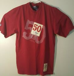 G Unit Mens Size XL Red 50 G Unit Graphic Tee
