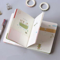 A6 Journal bookTime Management Monthly Week plansuit for Hobonichi cover $9.90