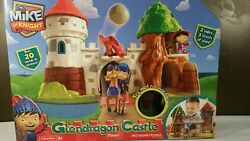 New Mike The Knight Glendragon Castle Playset Fisher Price With 3 Levels
