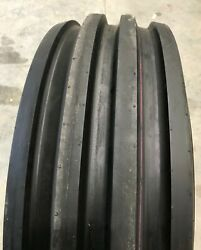Tire And Tube 10.00 16 Harvest King 4 Rib F-2m Tractor Front 8 Ply Tl 10.00x16