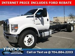 2019 Ford Other Pickups -- 2019 Ford F-650  0  2D Standard Cab