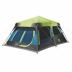 Coleman Cabin Tent with Instant Setup  Cabin Tent for Camping Sets Up in 60