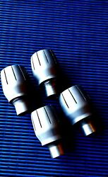 Titanium Exhaust Tips For Nissan R35 Gtr