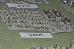 10mm Ww1 / British - Middle East Battlegroup 90 Figures - Inf 31294