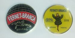 New 2018 Fernet Branca Challenge Coin - Tales Of The Cocktail New Orleans Rare