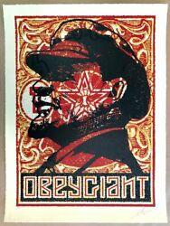 Lenin - Shepard Fairey Obey Giant _ Offer Welcome Invader Whatson Banksy Dior