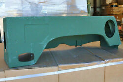 1-new-hmmwv Fender Right Rear Military Humvee H1 Hummer-new In Box