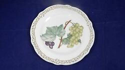 Noritake Japan Primachina Royal Orchard 9416 Bread And Butter Plate Discontinued