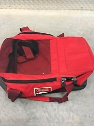 Vtg Marlboro Unlimited Gear Insulated Bag Cooler Picnic Beer Tote Duffle Lunch